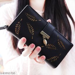 Trendy wallet cum mobile holder for Girl