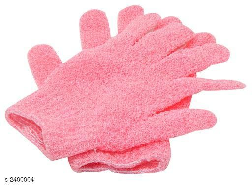 Bath Sets  Bath Shower Body Scrubber Nylon  *Fabric* Nylon  *Size* 7 in x 2 in  *Description* It Has 2 Pieces Of  Body Scrubber Cotton Glove  *Pattern* Solid  *Sizes Available* Free Size *   Catalog Rating: ★3.1 (17)  Catalog Name: Trendy Bath Shower Body Scrubber Nylon Gloves Vol 8 CatalogID_321208 C132-SC1587 Code: 181-2400064-