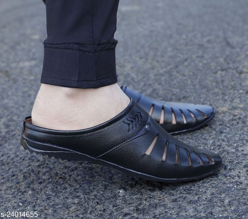 Men's Synthetic Leather Sandals