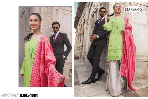 Trendy Women's Suit & Dress Material