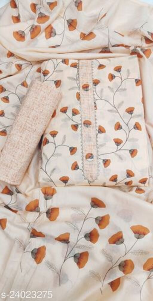 Sanjay Fab Trendy Cotton Printed Suits