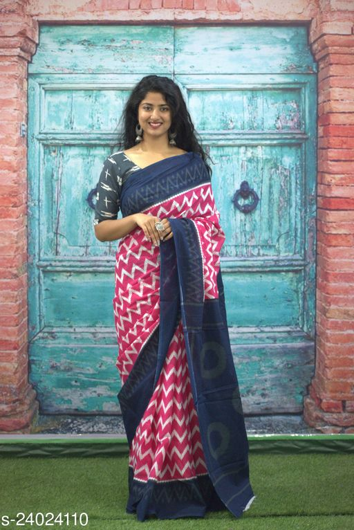 Fancy Mulmul Sarees