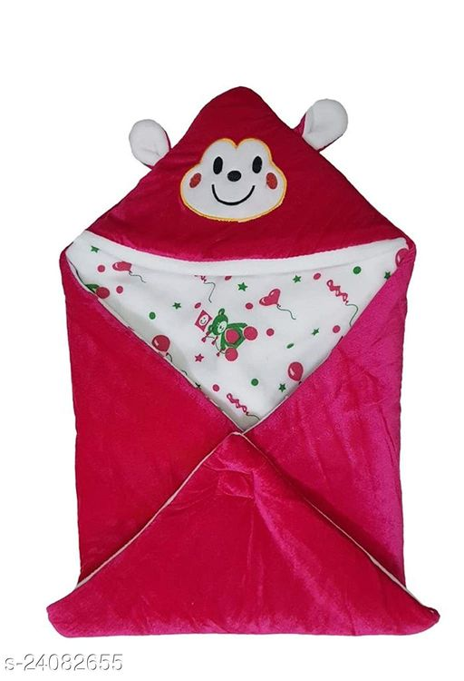 Anaya Creaton Baby Blankets Newborn Pack of Super Soft Baby Wrapper Cum Baby Sleeping Bag for Baby Boys, Baby Girls, Babies