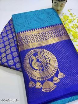 Women Classic Designer Saree