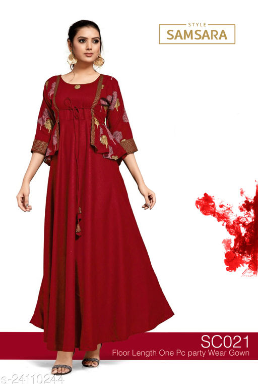 Stunning Women's partywear Gown