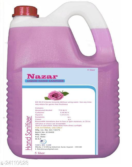 Classic Sanitizers/Disinfectant