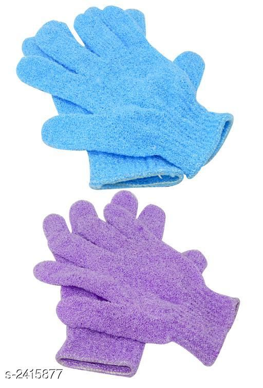 Bath Sets Bath Shower Body Scrubber Nylon Gloves  *Fabric* Nylon  *Size* 7 in x 2 in  *Description* It Has 2 Pieces Of  Body Scrubber Cotton Glove  *Pattern* Solid  *Sizes Available* Free Size *   Catalog Rating: ★4.3 (11)  Catalog Name: Trendy Bath Shower Body Scrubber Nylon Gloves Vol 9 CatalogID_323596 C132-SC1587 Code: 122-2415877-