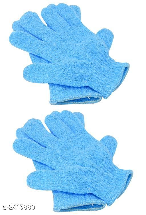 Bath Sets Bath Shower Body Scrubber Nylon Gloves  *Fabric* Nylon  *Size* 7 in x 2 in  *Description* It Has 2 Pieces Of  Body Scrubber Cotton Glove  *Pattern* Solid  *Sizes Available* Free Size *   Catalog Rating: ★4.3 (11)  Catalog Name: Trendy Bath Shower Body Scrubber Nylon Gloves Vol 9 CatalogID_323596 C132-SC1587 Code: 122-2415880-
