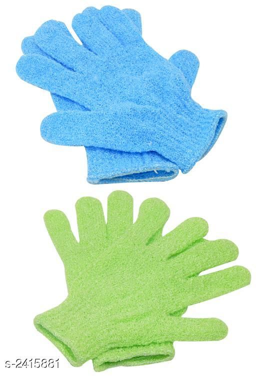 Bath Sets Bath Shower Body Scrubber Nylon Gloves  *Fabric* Nylon  *Size* 7 in x 2 in  *Description* It Has 2 Pieces Of  Body Scrubber Cotton Glove  *Pattern* Solid  *Sizes Available* Free Size *   Catalog Rating: ★4.3 (11)  Catalog Name: Trendy Bath Shower Body Scrubber Nylon Gloves Vol 9 CatalogID_323596 C132-SC1587 Code: 122-2415881-