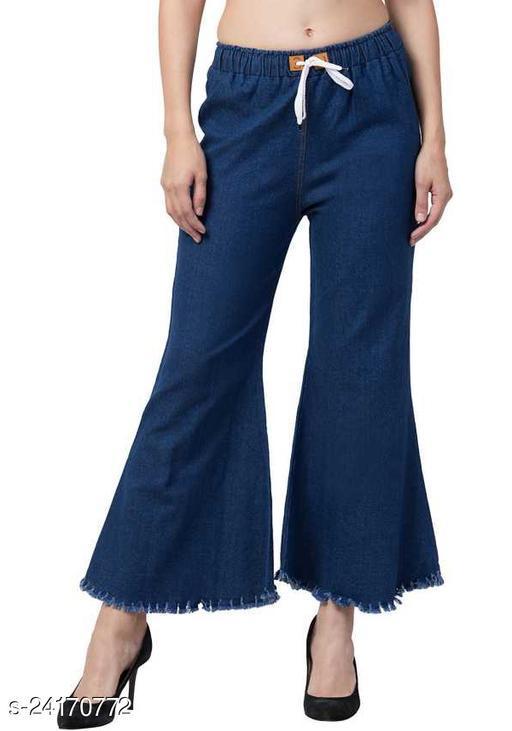 Trendy Latest Women Jeans