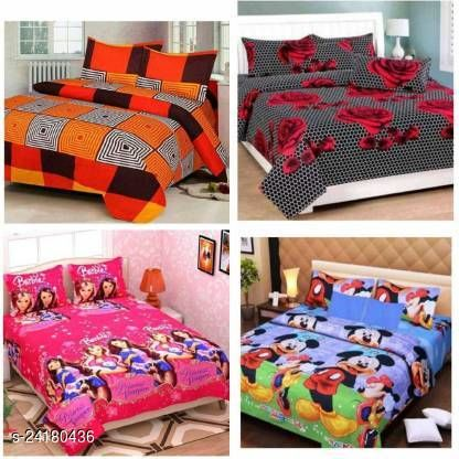 Classic Attractive Bedsheets