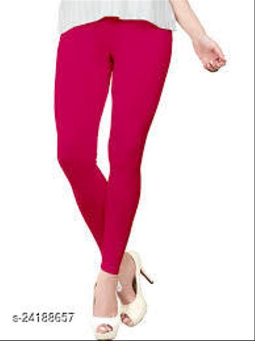 Trendy & Fashionable Leggings For Women Rani  Waist 32 To 40