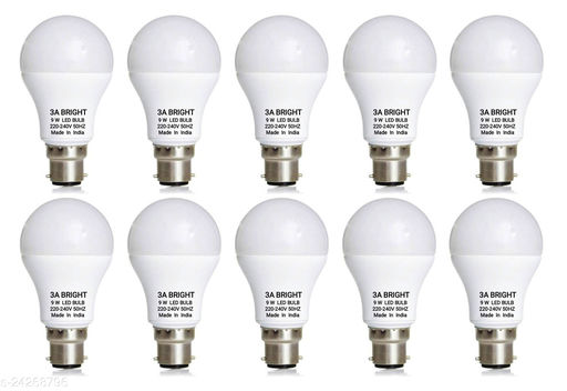 New Bulbs & Fixtures