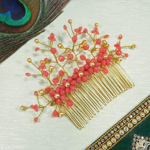 Women's Hair Brooch Comb