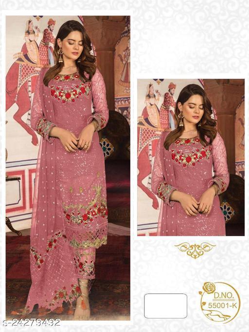 Kashvi Fabulous Semi-Stitched Suits