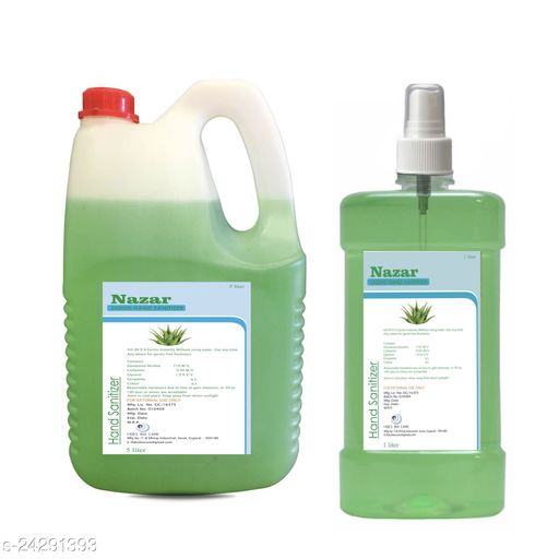 New Collections Of Sanitizers/Disinfectant