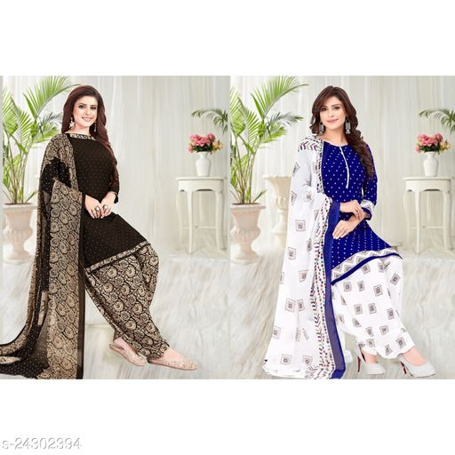 Parmeshwari Beatiful Combo of Suits For Women