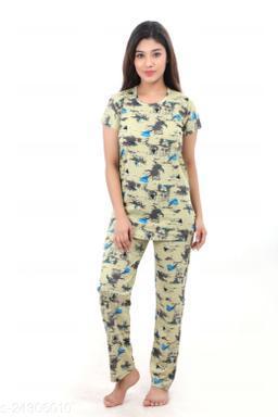 A4U Girls & Women Premium Night Suits