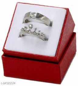 Shimmering Graceful Rings