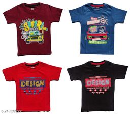 Tinkle Classy Boys Tshirts