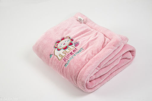 Naman Soft Flanno Blanket For Baby's