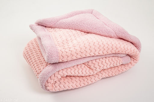 Naman Ratchal Sherpa Blanket For Baby's