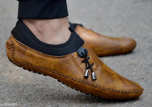 Fashionable Trendy Men's Designer Loafer Shoe