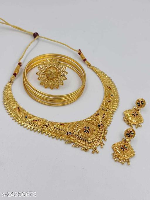 Diva Fancy Jewellery Set
