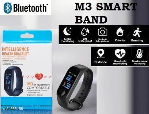 M3 S Smart Fitness Band Heart Rate Monitor Bluetooth Smartband