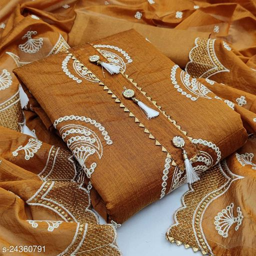 Adrika Superior Semi-Stitched Suits
