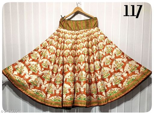 Adrika Refined Women Ethnic Skirts