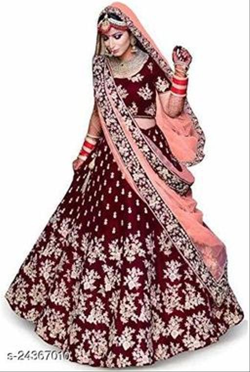 Aakarsha Drishya Women Lehenga