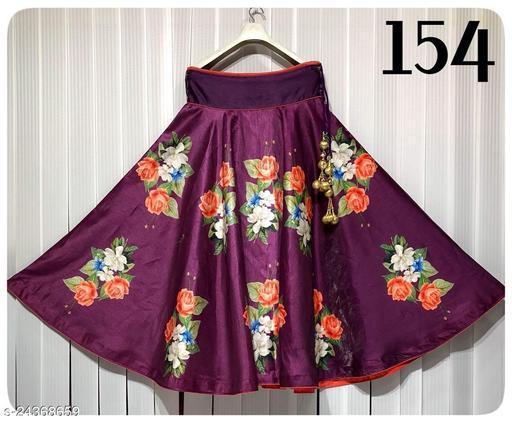 Trendy Fashionable Women Ethnic Skirts