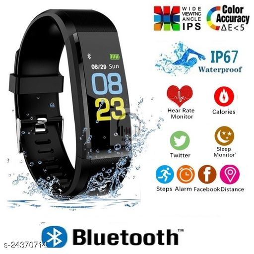 ID115 Smart Fitness Band for Men and Women