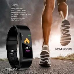 ID115 Smart band Health Fitness Tracker Band