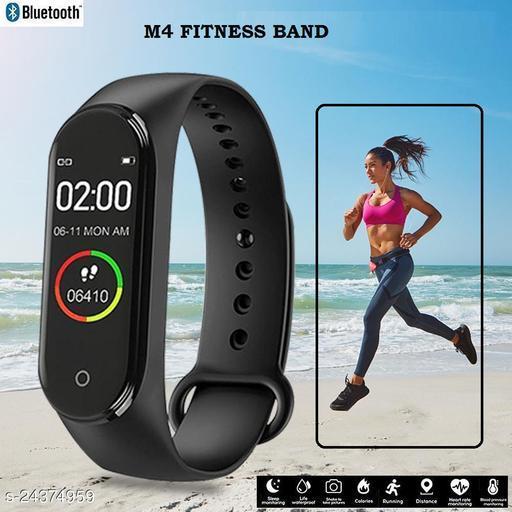 M4 Smart band Health Fitness Tracker Band