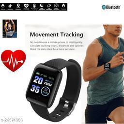 ID116 Smart band Health Fitness Tracker Band
