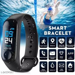 M3 Smart band Health Fitness Tracker Band