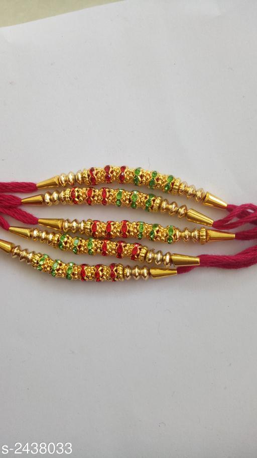 Stylish Thread Rakhis Rakhi Combos