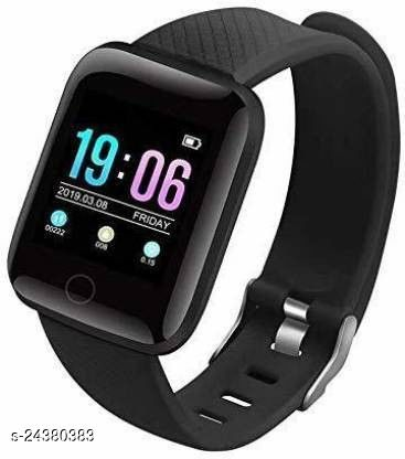 ID116 Fitness Frequency Monitor Band watch