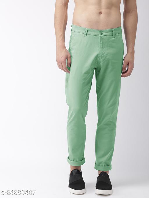 Men Stylish Cotton Trousers