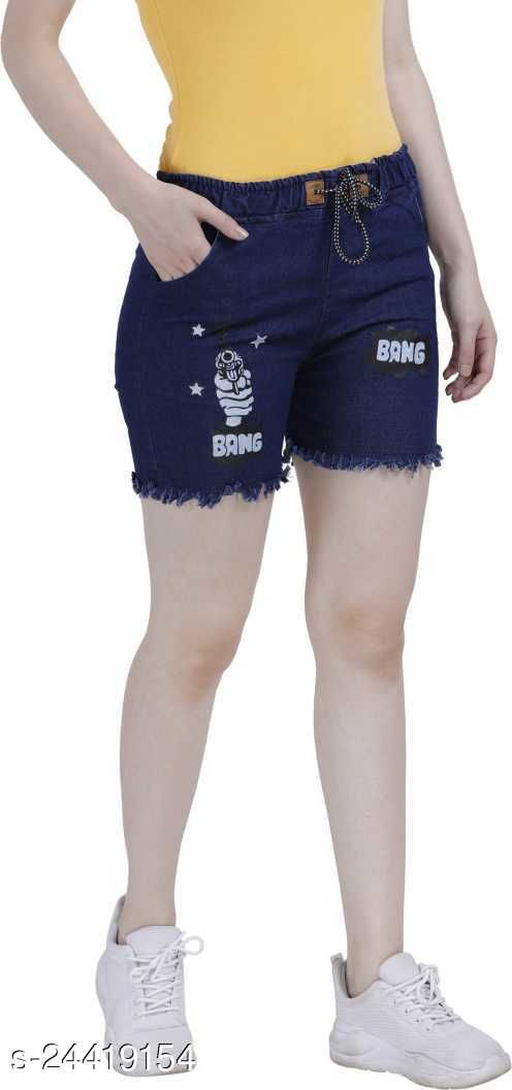 Fancy Fabulous Women Shorts