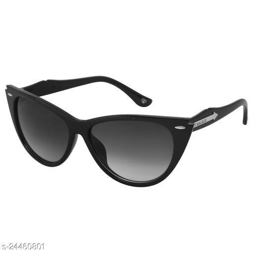 Walrus Nina III Series Black Cateye Women Sunglass