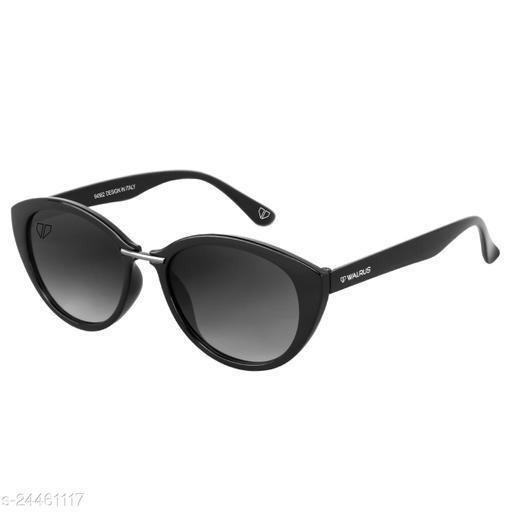 Walrus Grace Series Black Cateye Women Sunglass