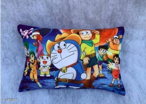 Trendy Velvet Baby Pillow