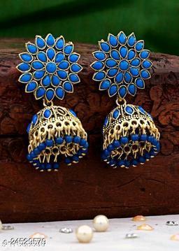 beautiful alloy earring