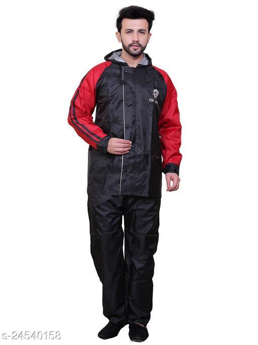 Abc Garments Reversible Men's Rain Coat