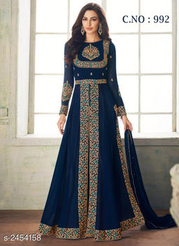 Designer Women's Suits & Dress Material