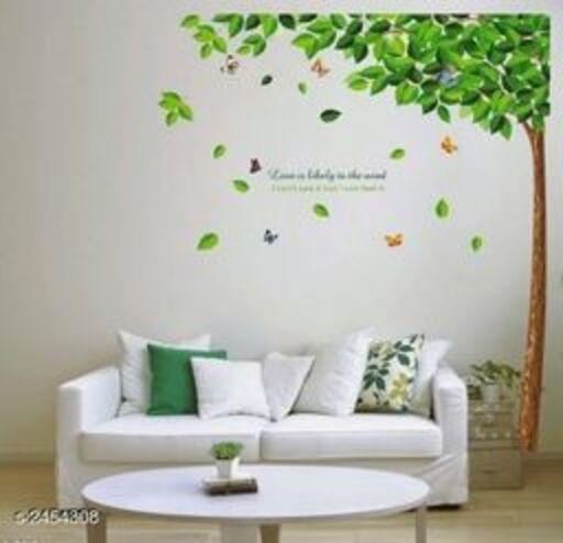 Trendy Elegant Vinyl Wall Sticker