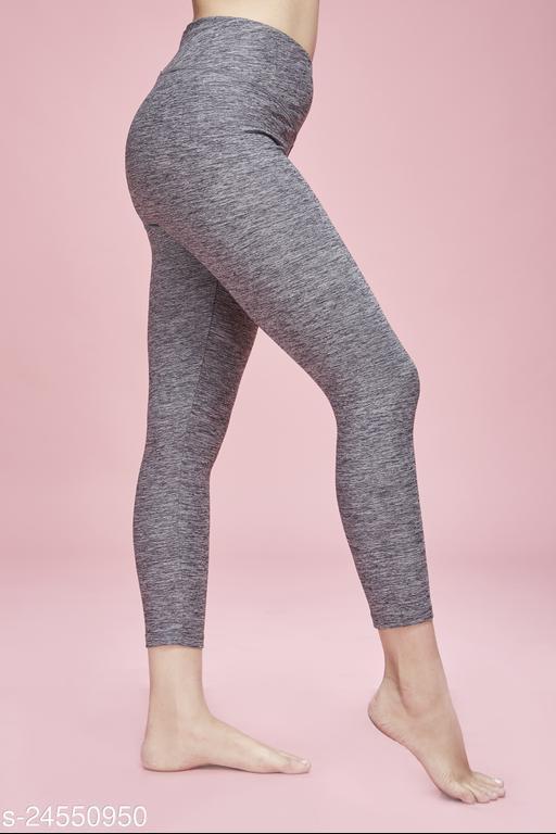 Trendy Polyester Women Leggings